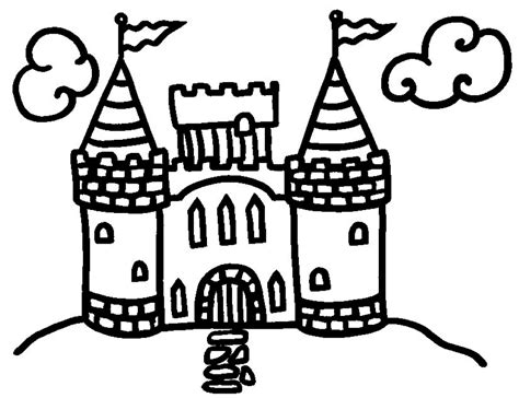 coloring pages disney castle disney castle coloring pages coloring home