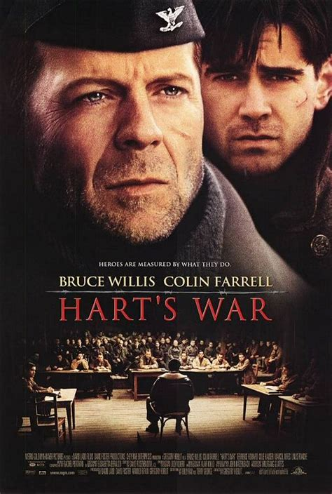 film drama war hart s war movie poster 1 of 3 imp awards