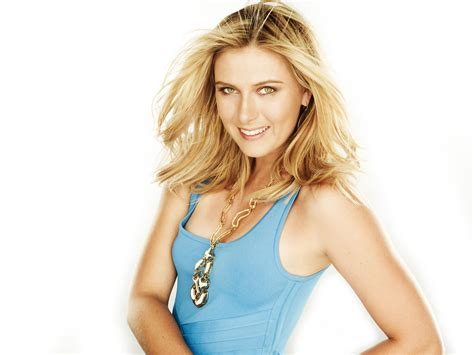 Maria sharapova free wallpapers amp background images hippowallpapers
