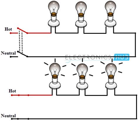 wiring diagram lights in parallel choice image wiring