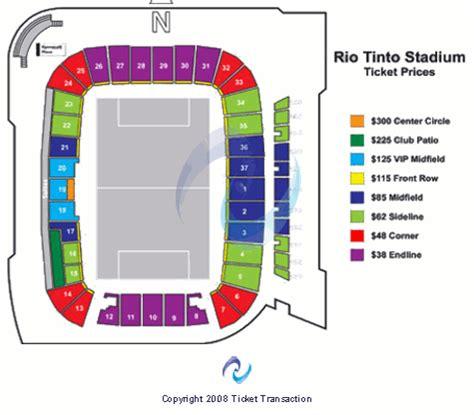 rsl stadium seating cheap tinto stadium tickets