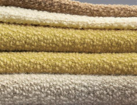 Upholstery In by Classic Boucle Upholstery Knolltextiles