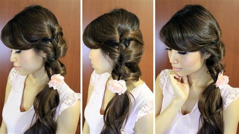 casual hairstyles for university casual wedding hairstyles for medium hair