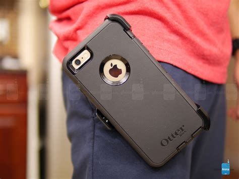 Iphone Casing Pink Polar Blue Otter otterbox defender series for apple iphone 6 plus review