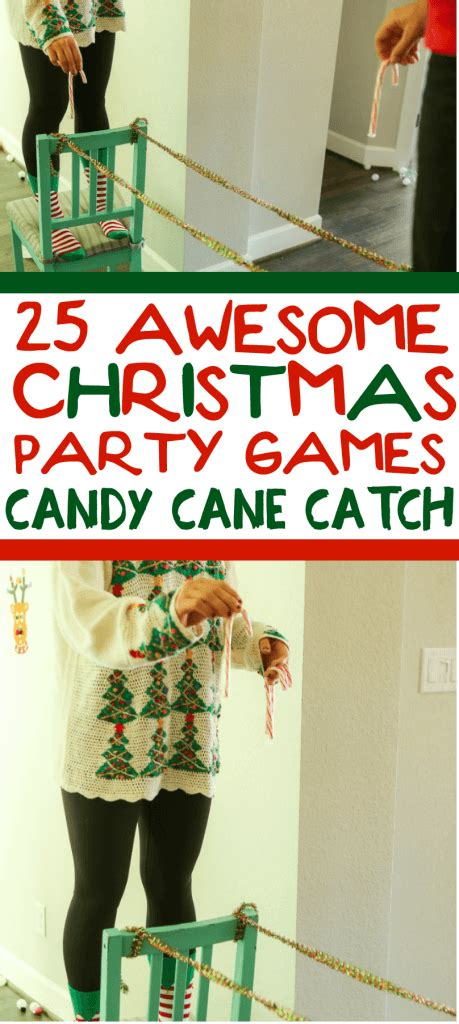 25 hilarious minute to win it christmas games for kids and