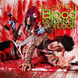 pin blood on the floor on