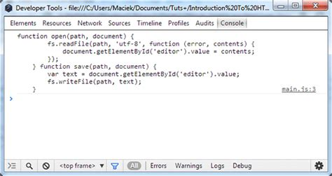 node js webkit tutorial introduction to html5 desktop apps with node webkit