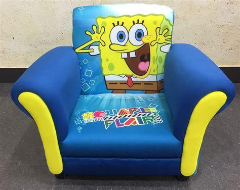 esponja para sofa sillon bob esponja sillones para ni 209 os indalchess