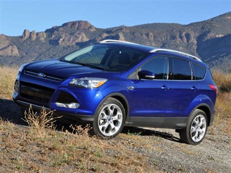 Ford Escape 2014 by Test Drive 2014 Ford Escape Ny Daily News