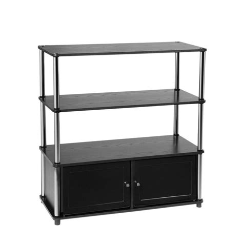 highboy tv stands sauder barrister collection highboy tv stand in salt