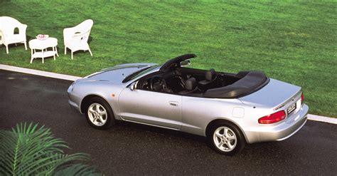 toyota convertible toyota celica convertible specs photos 1995 1996