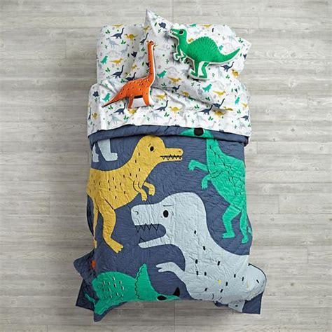 dinosaur bedding dinosaurs multi duvet set dwellstudio