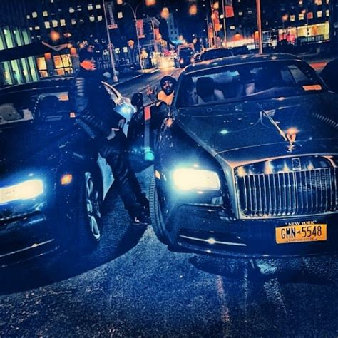 roll royce rouce dj envy and meek mill empire state of mind celebrity
