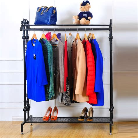 Clothing Store Racks And Shelves American Iron Clothing Rack Clothing Store Display Racks