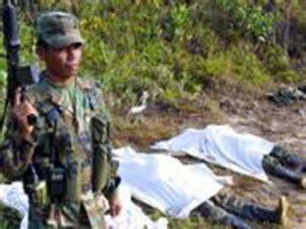 imagenes historicas farc abuso golpe a las farc en putumayo reportan ffmm ecuador