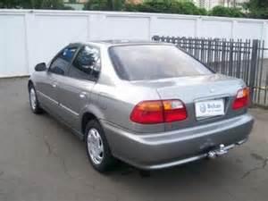 2000 honda civic lx sedan manual