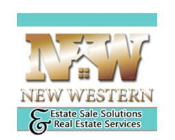 new western estate sale solutions real estate services