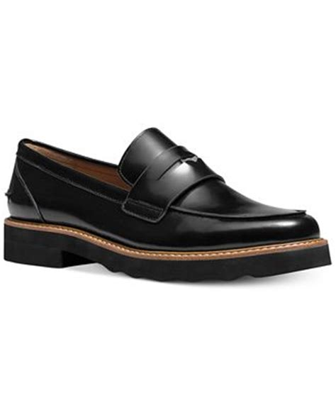 macys loafers coach ida loafers shoes macy s