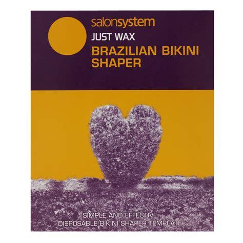 heart shaped ladies pubic hair bikini wax brazilian waxing template hair removal body