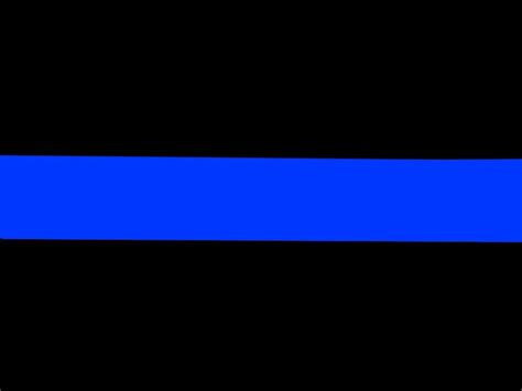 blue line the thin blue line therhinoden home of all things