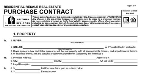 house buying contract sle sle contract for buying a house 28 images agreement template category page 18