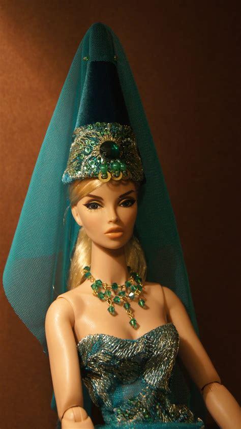 roxelana ottoman fashion dolls couture unlimited roxelana 2