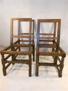 Farthingale Chair by Antique Set Of Farthingale Chairs 17th Century Antiques