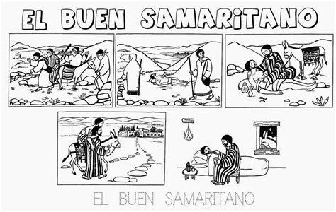 Collection of Imagenes Biblicas Para Colorear Del Buen Samaritano ...