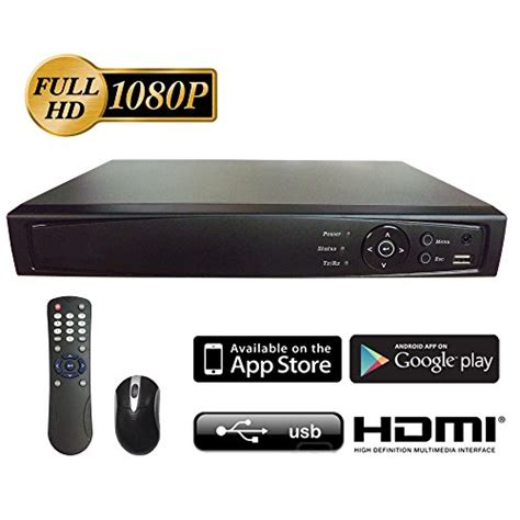 Dvr Ahddvr Analog 2in1 4channel digital surveillance recorder 4 channel hd tvi 1080p h 264 true hd dvr without drive