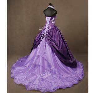 purple dresses for weddings stunning unique purple wedding dress wedding gown bridal