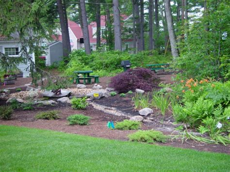 Backyard Landscaping by Landscapes By Tom Directory Ac