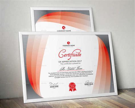 creative certificate templates 28 creative certificate templates free premium templates