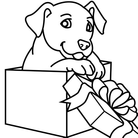 christmas coloring pages of puppies puppy coloring pages coloringmates barbie puppy
