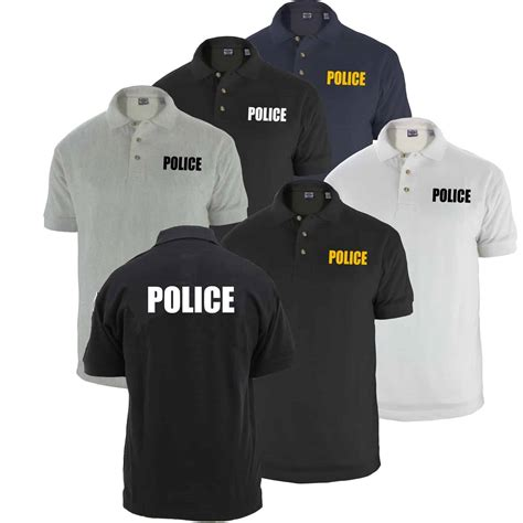 uniform accessories security accessories security police polo shirts 100 cotton west coast uniforms and