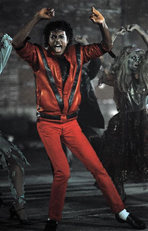 biography of michael jackson dance thriller images thriller video wallpaper and background
