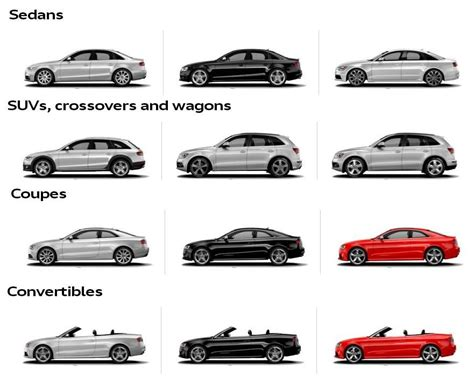 Car Types by Different Types Of Cars Http Www Autoinfoz