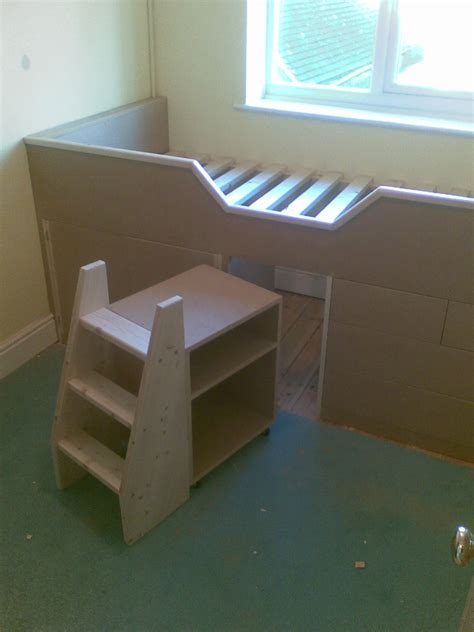 Built In Cabin Beds by Built In Childrens Cabin Bed With Drawers Guildford