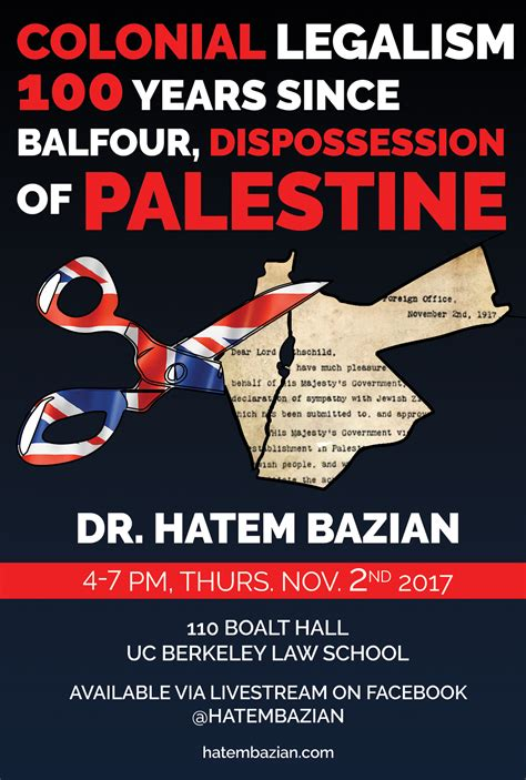 the balfour declaration 67 words 100 years of conflict books colonial legalism 100 years since balfour dispossession