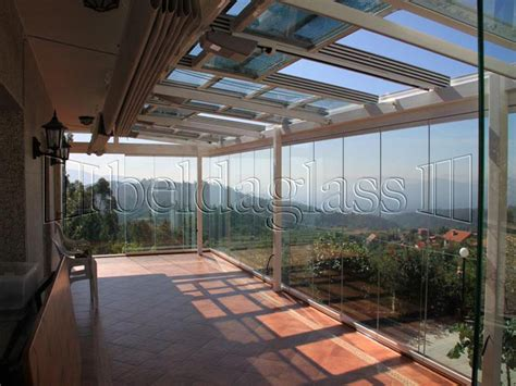 cortinas para terraza cortinas de cristal para terrazas adraglass