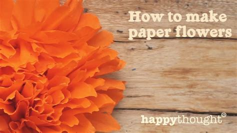 How To Make Mexican Crepe Paper Flowers - 133 best images about dia de los muertos on