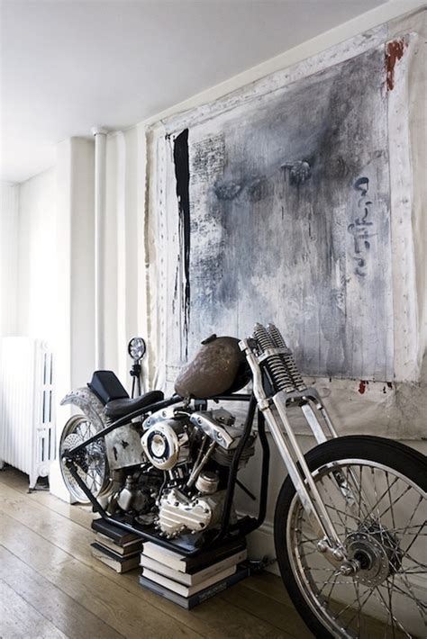 motorcycle home decor jugjunky com
