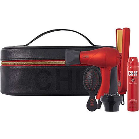 Chi Hair Dryer Travel Mini chi essentials travel set rank style