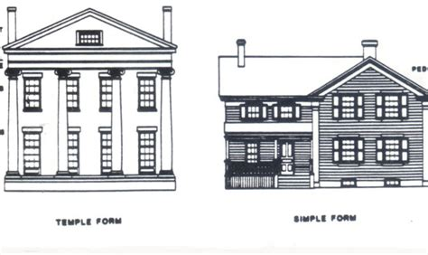 greek revival architecture features smart placement neoclassical architecture features ideas