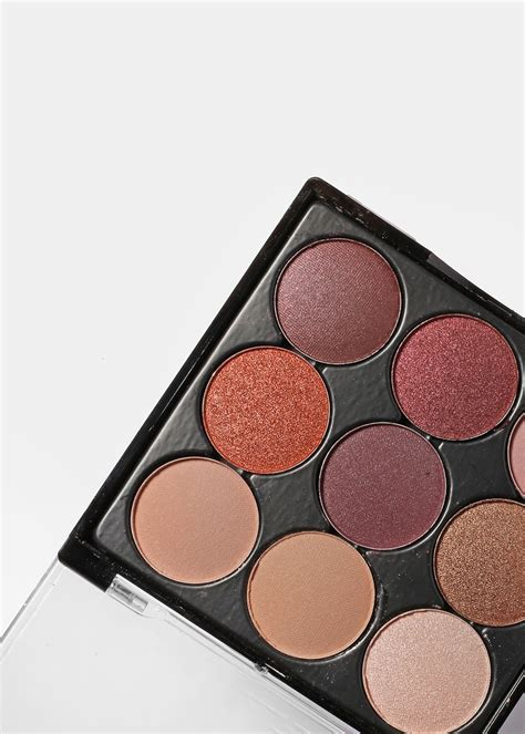 Eyeshadow Shop 9 color eyeshadow kit shop miss a