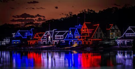 boat house row nine not to miss light shows and public installations
