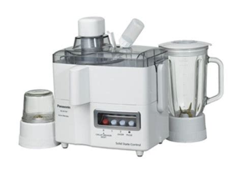 Panasonic Juicer panasonic mj w176p juicer blenders white review and buy in dubai abu dhabi and rest of