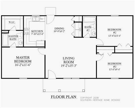 home floor plans no garage 1500 sq ft house plan no garage home plans