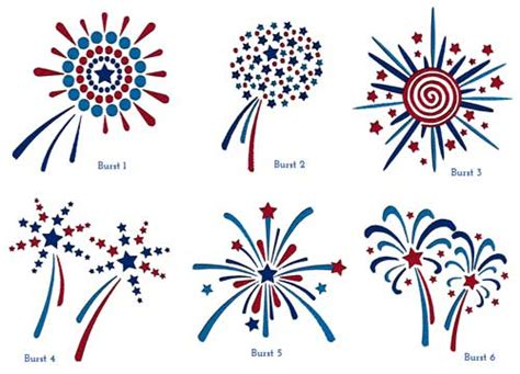design pattern exle projects free 4th of july projects embroidery designs sew news
