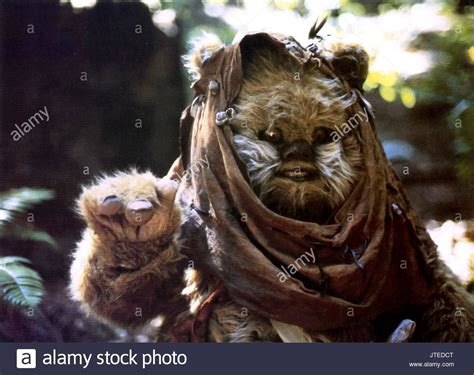 anthony daniels ewoks ewok adventure stock photos ewok adventure stock images