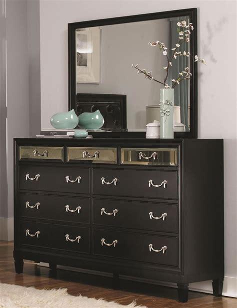 black bedroom dresser home furniture design
